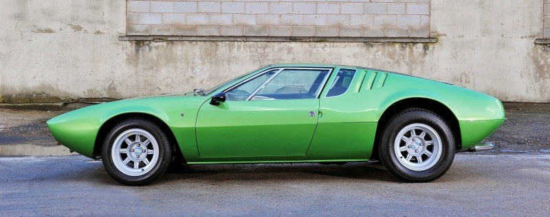 RM Monaco 2014 Highlights - 1969 DeTomaso Mangusta Brings $367k of Brutal Supercar Cash 5