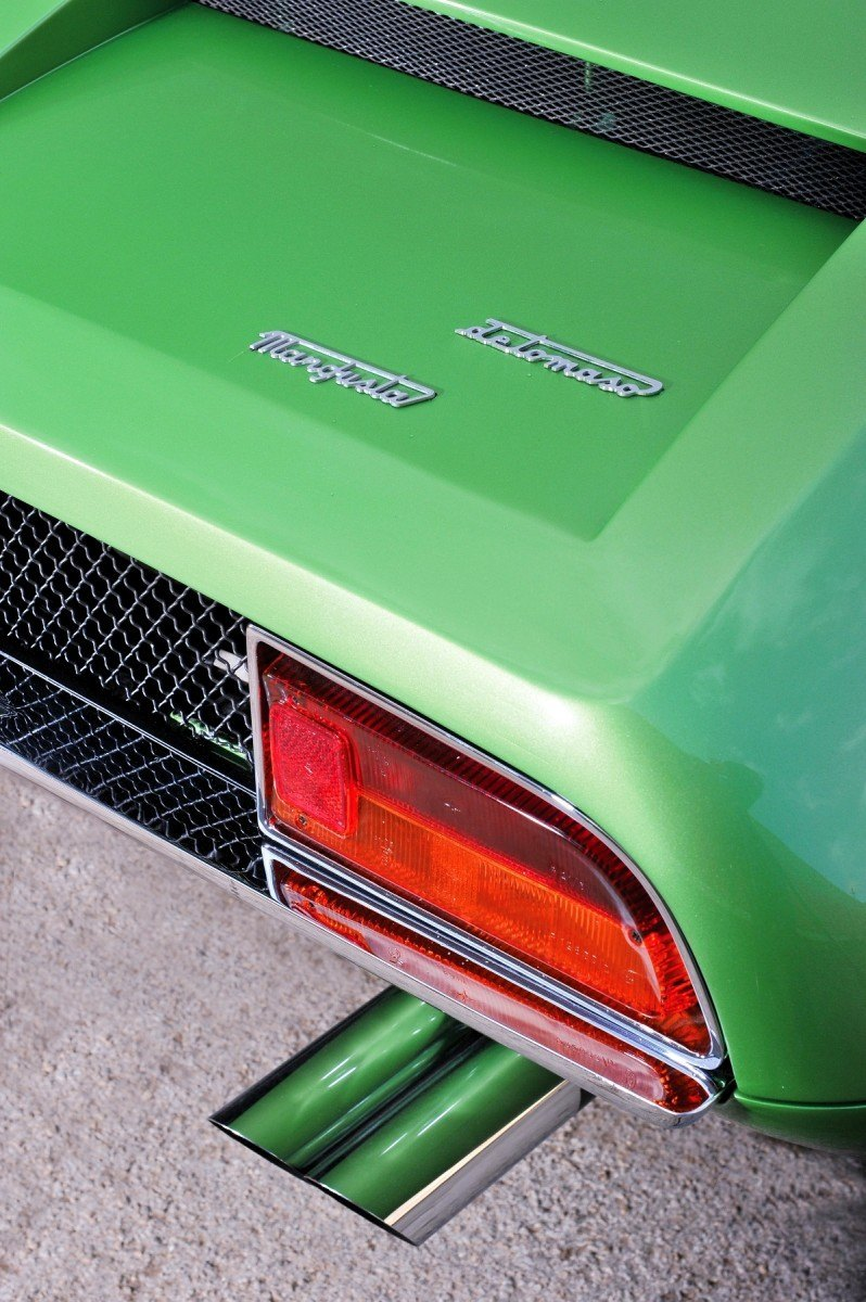 RM Monaco 2014 Highlights - 1969 DeTomaso Mangusta Brings $367k of Brutal Supercar Cash 6