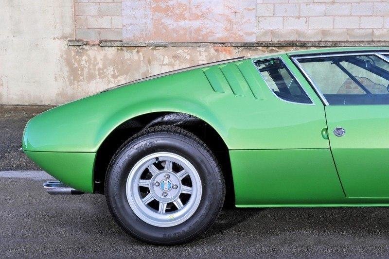 RM Monaco 2014 Highlights - 1969 DeTomaso Mangusta Brings $367k of Brutal Supercar Cash 7