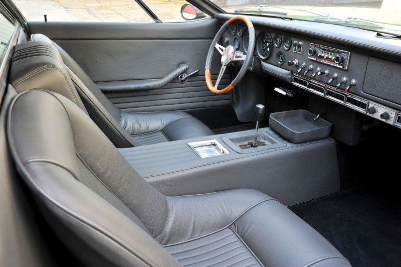 RM Monaco 2014 Highlights - 1969 DeTomaso Mangusta Brings $367k of Brutal Supercar Cash 9