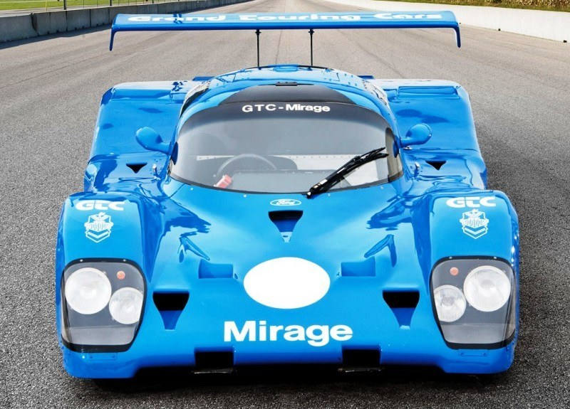 RM Monaco 2014 Highlights - 1982 Mirage M12 Group C Sports Prototype is Aero GT40 10