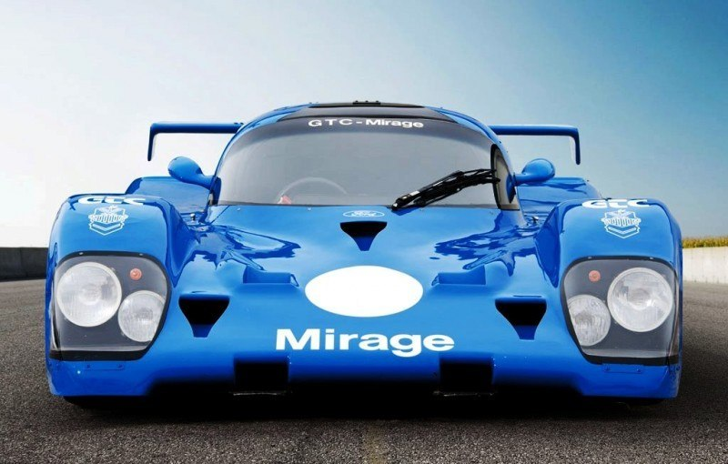 RM Monaco 2014 Highlights - 1982 Mirage M12 Group C Sports Prototype is Aero GT40 12
