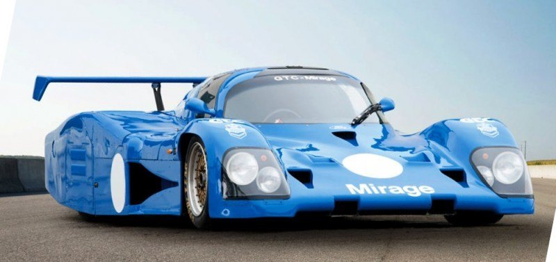 RM Monaco 2014 Highlights - 1982 Mirage M12 Group C Sports Prototype is Aero GT40 18