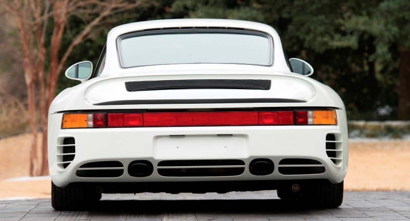 RM Monaco 2014 Highlights - 1985 Porsche 959 Prototype in Bright White Earns $653k 16
