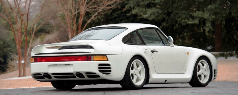 RM Monaco 2014 Highlights - 1985 Porsche 959 Prototype in Bright White Earns $653k 2