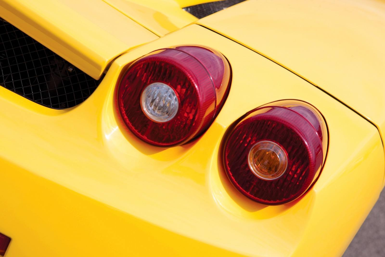 RM Monaco 2014 Highlights - 2003 Ferrari Enzo in Yellow over Black 15