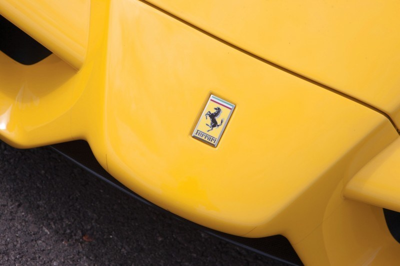 RM Monaco 2014 Highlights - 2003 Ferrari Enzo in Yellow over Black 9