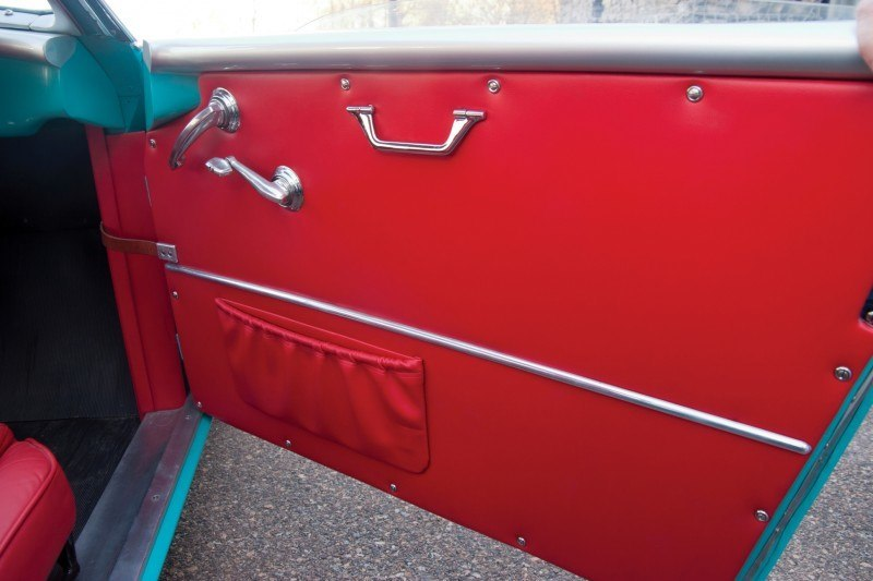 RM Monterey 2014 Preview - 1953 Fiat-Siata 1500 Coupe Speciale 12