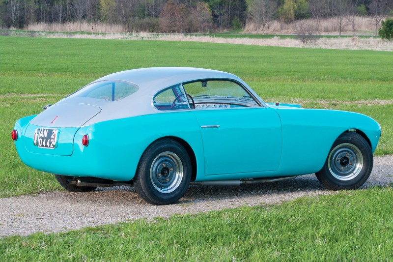 RM Monterey 2014 Preview - 1953 Fiat-Siata 1500 Coupe Speciale 2