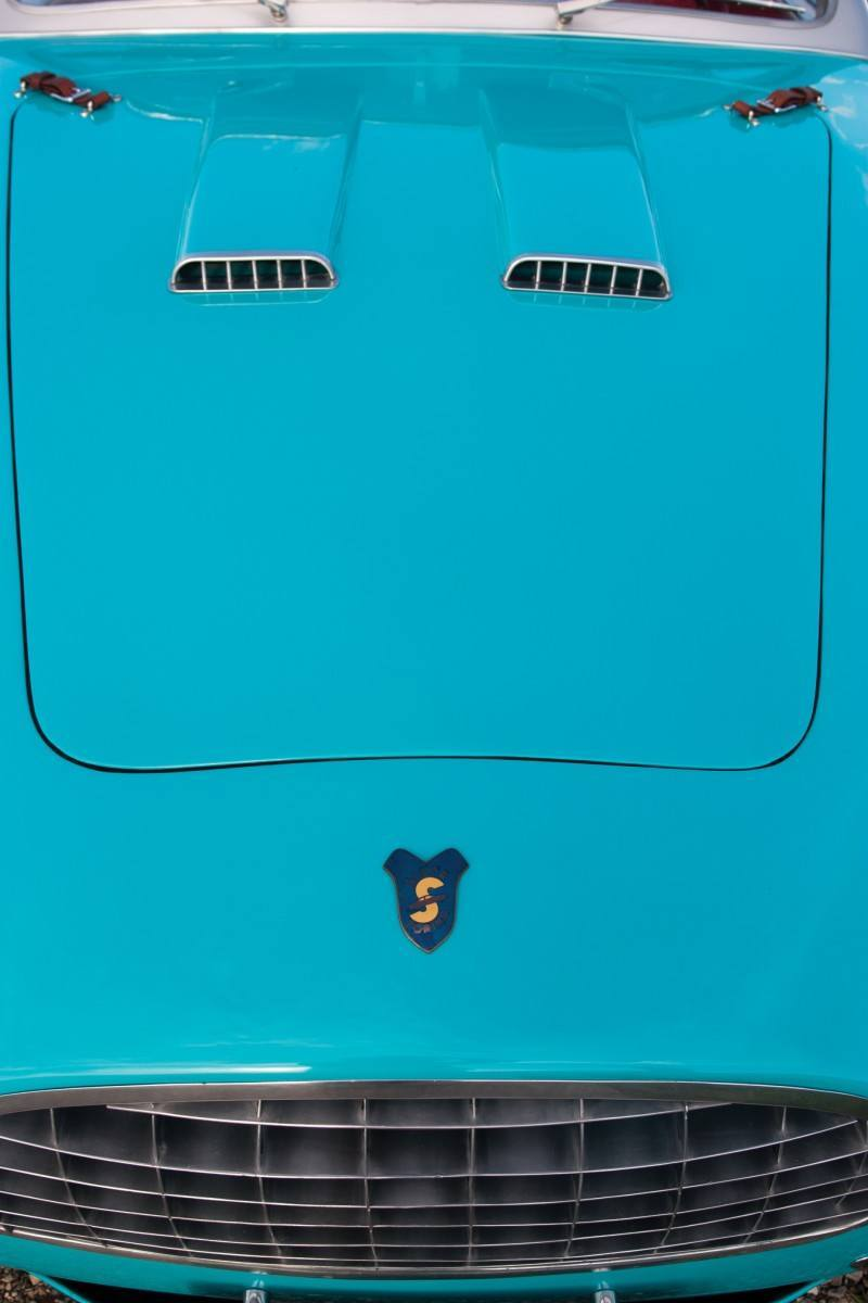 RM Monterey 2014 Preview - 1953 Fiat-Siata 1500 Coupe Speciale 8