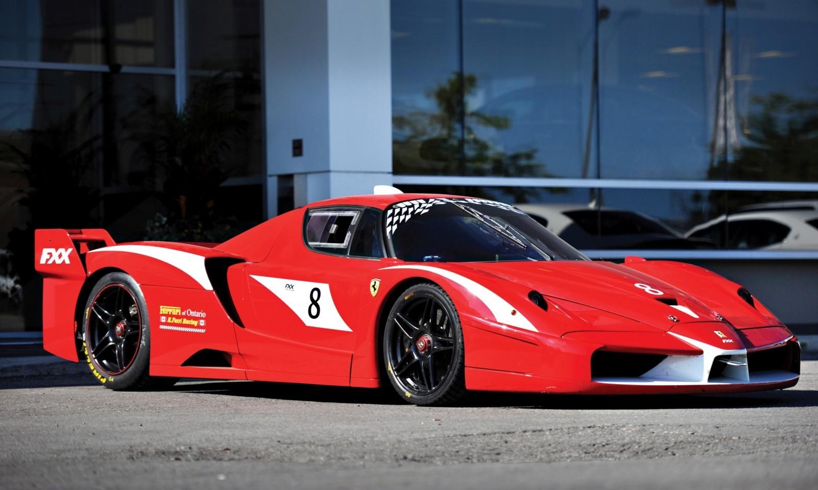 RM Monterey Preview - 2006 Ferrari FXX Evoluzione 1