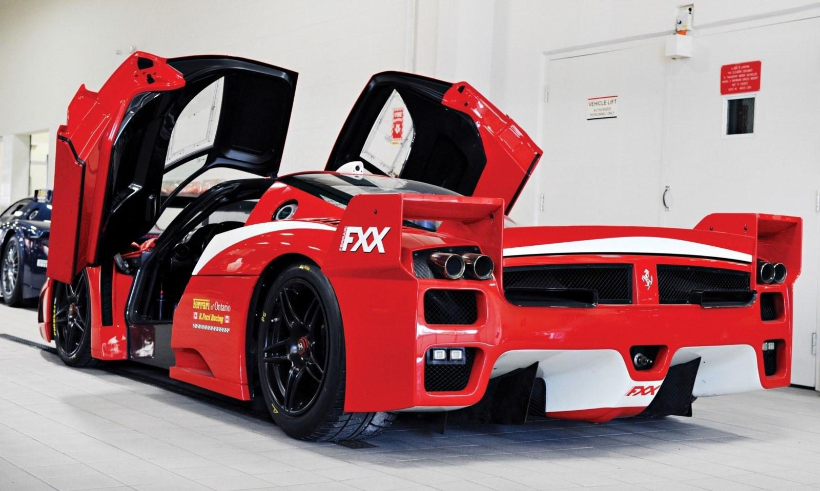 RM Monterey Preview - 2006 Ferrari FXX Evoluzione 10