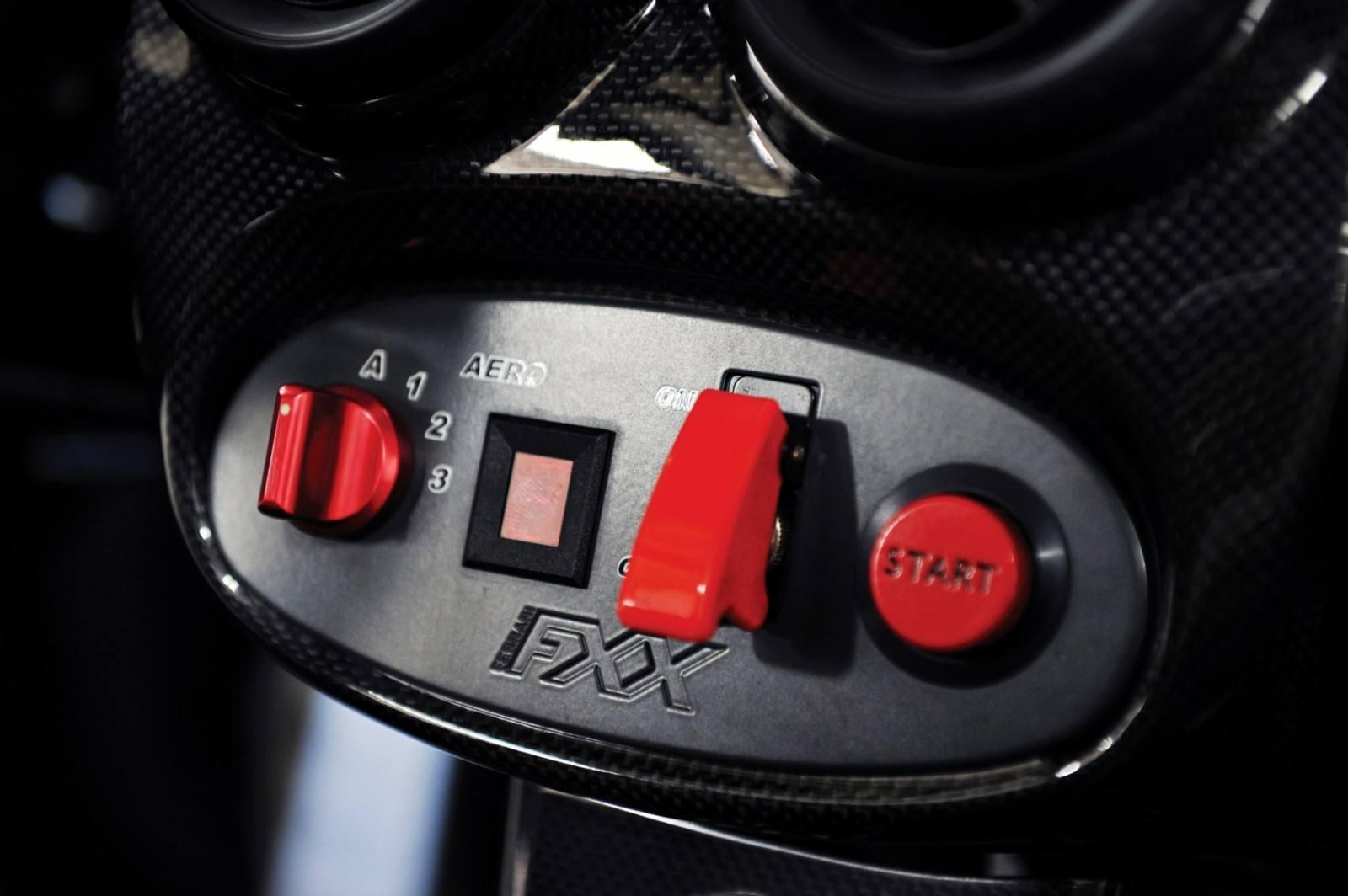 RM Monterey Preview - 2006 Ferrari FXX Evoluzione 12