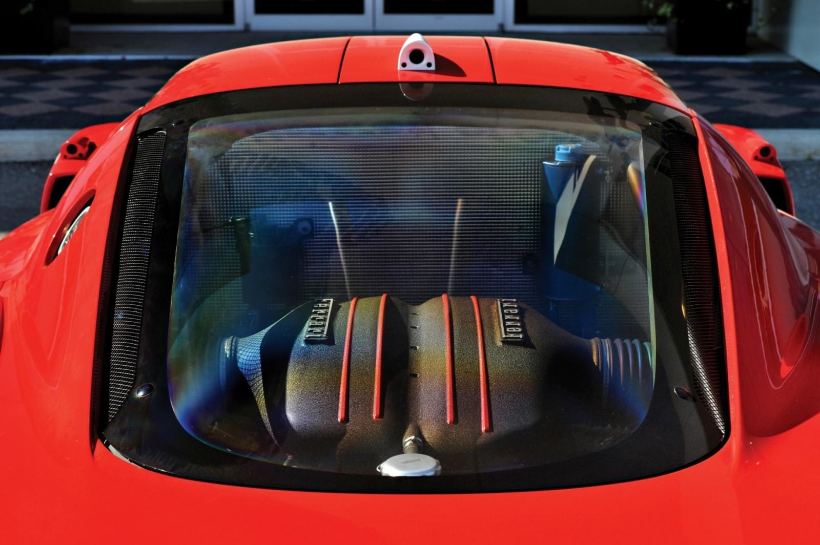 RM Monterey Preview - 2006 Ferrari FXX Evoluzione 15