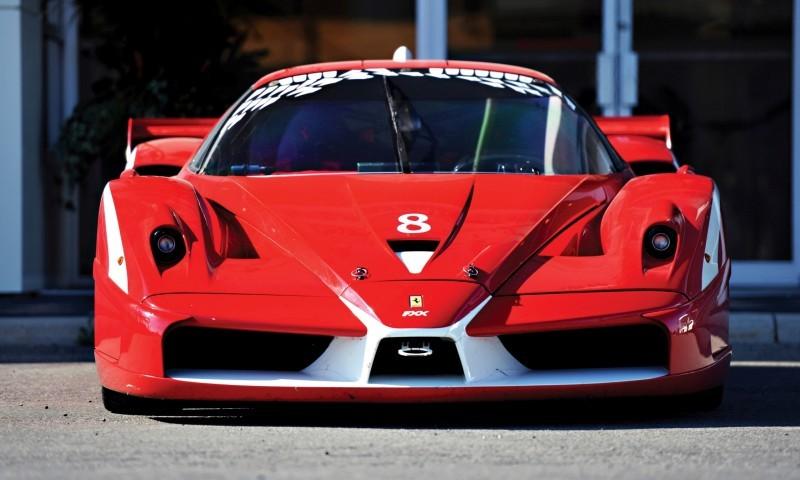 RM Monterey Preview - 2006 Ferrari FXX Evoluzione 16
