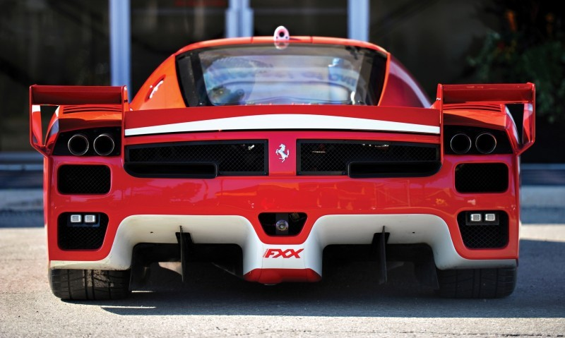 RM Monterey Preview - 2006 Ferrari FXX Evoluzione 17