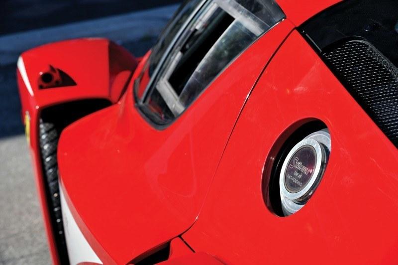 RM Monterey Preview - 2006 Ferrari FXX Evoluzione 19