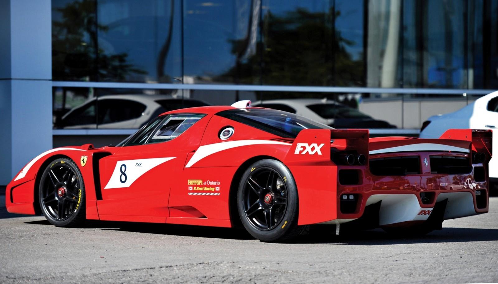 RM Monterey Preview - 2006 Ferrari FXX Evoluzione 2