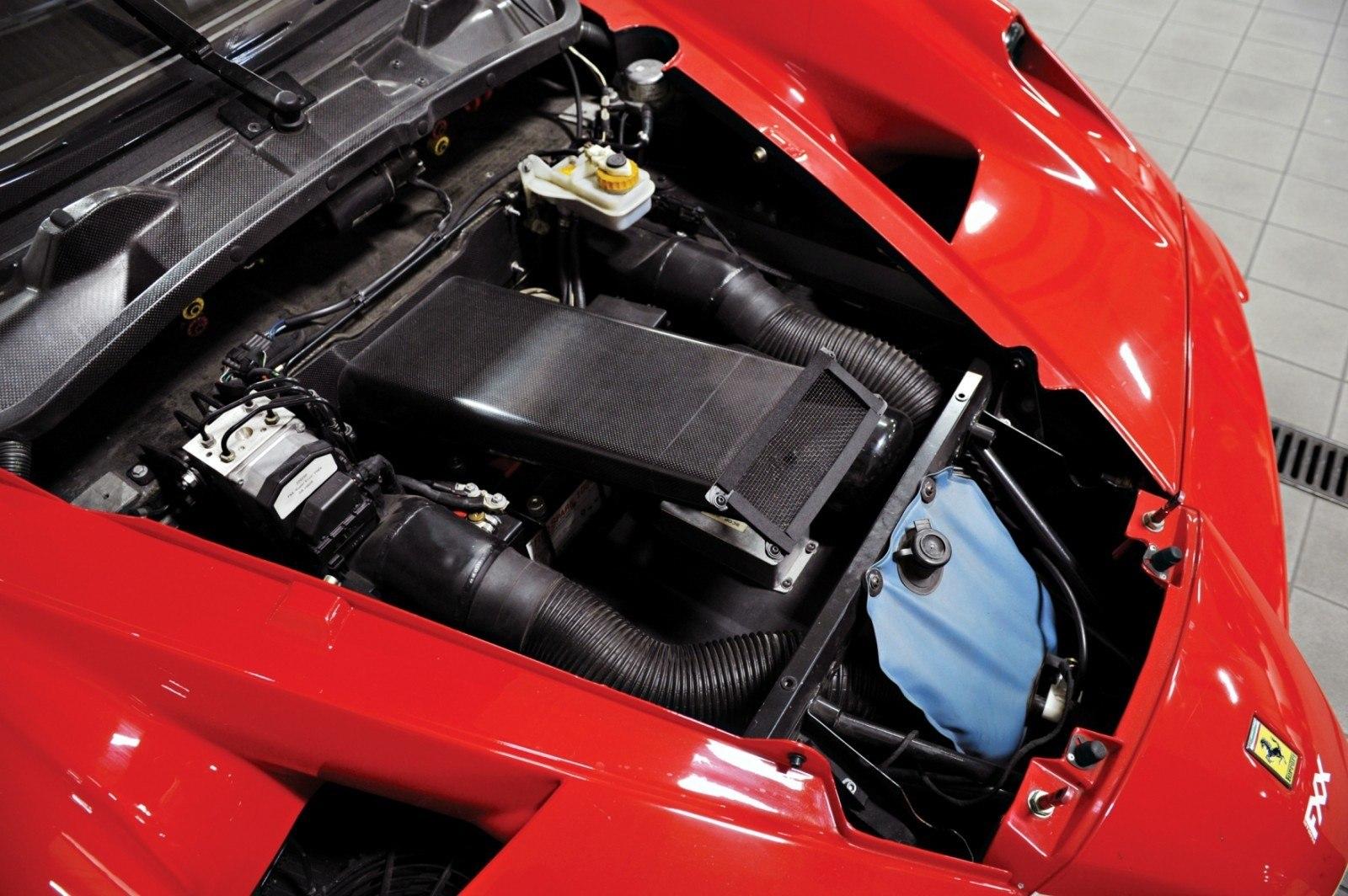 RM Monterey Preview - 2006 Ferrari FXX Evoluzione 21