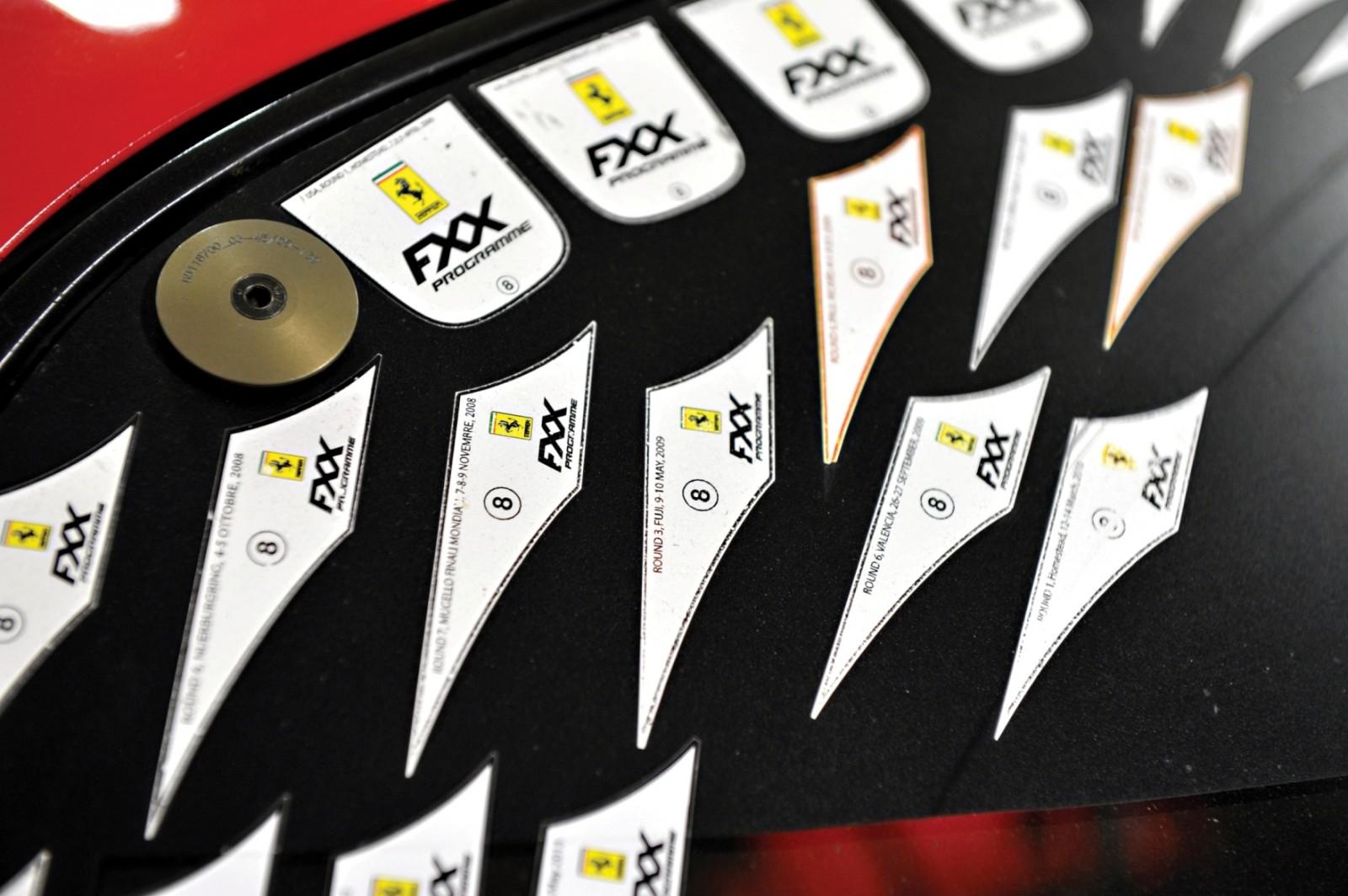 RM Monterey Preview - 2006 Ferrari FXX Evoluzione 23