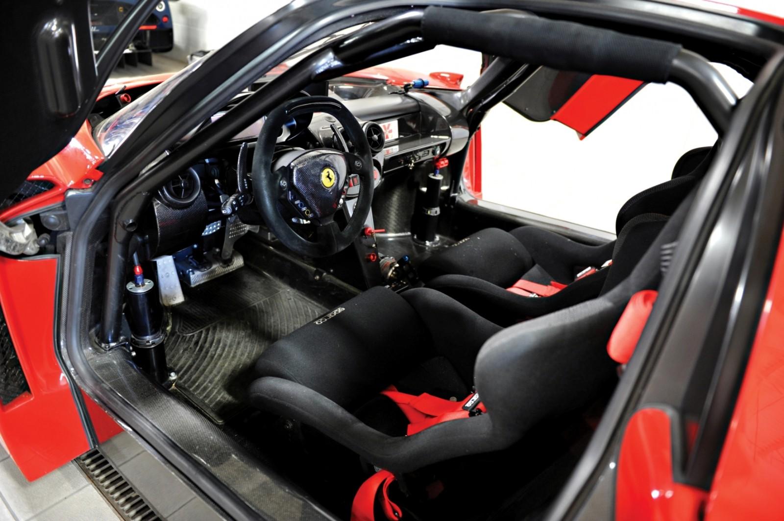 RM Monterey Preview - 2006 Ferrari FXX Evoluzione 4
