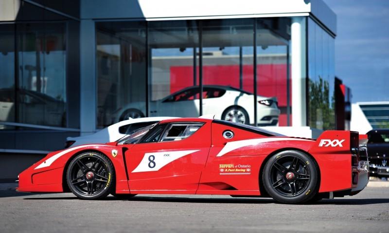 RM Monterey Preview - 2006 Ferrari FXX Evoluzione 5