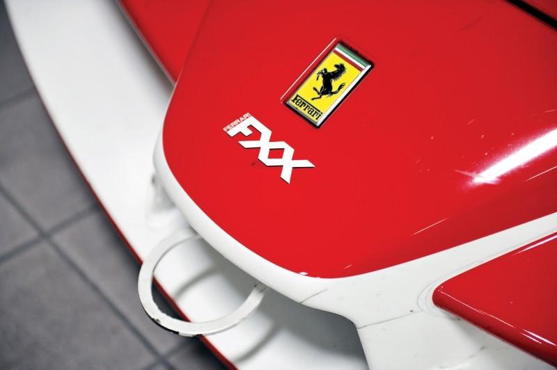 RM Monterey Preview - 2006 Ferrari FXX Evoluzione 6