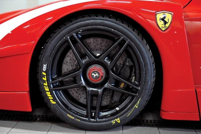 RM Monterey Preview - 2006 Ferrari FXX Evoluzione 8