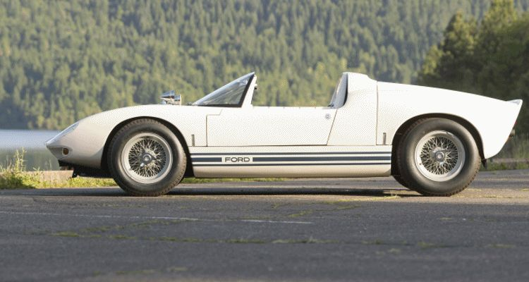 RM Monterey Preview GT40 Roadster