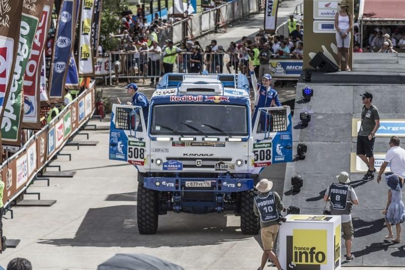 Rally Dakar 2016 Peugeot DKR16 Red Bull 24