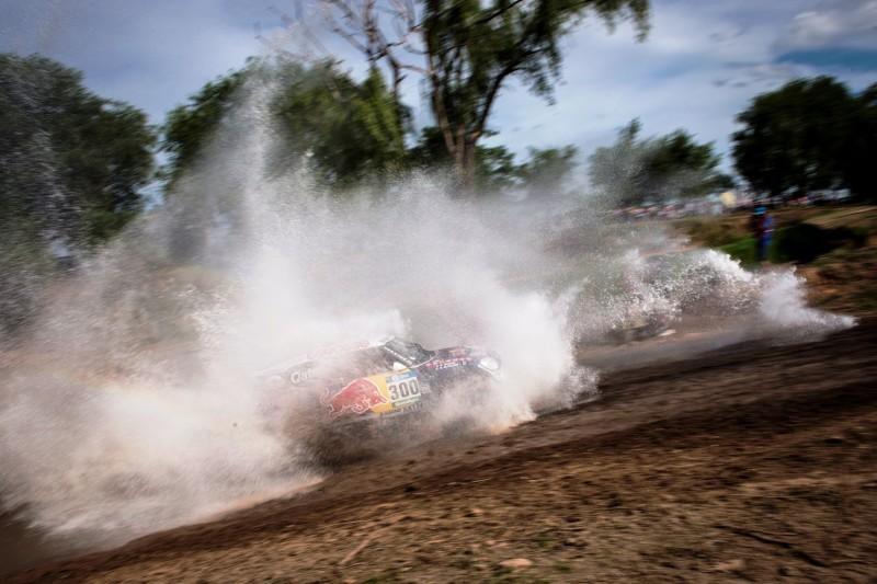 Rally Dakar 2016 Peugeot DKR16 Red Bull 25
