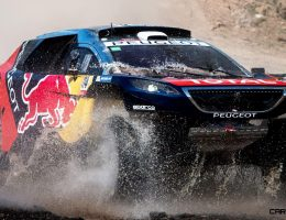 DAKAR 2016 – Prologue and First Stage Gallery – Red Bull PEUGEOT-TOTAL DKR16