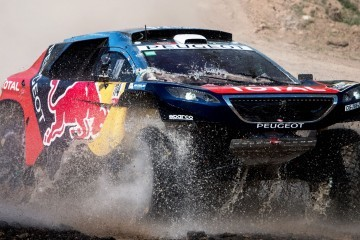 Rally Dakar 2016 Peugeot DKR16 Red Bull 27