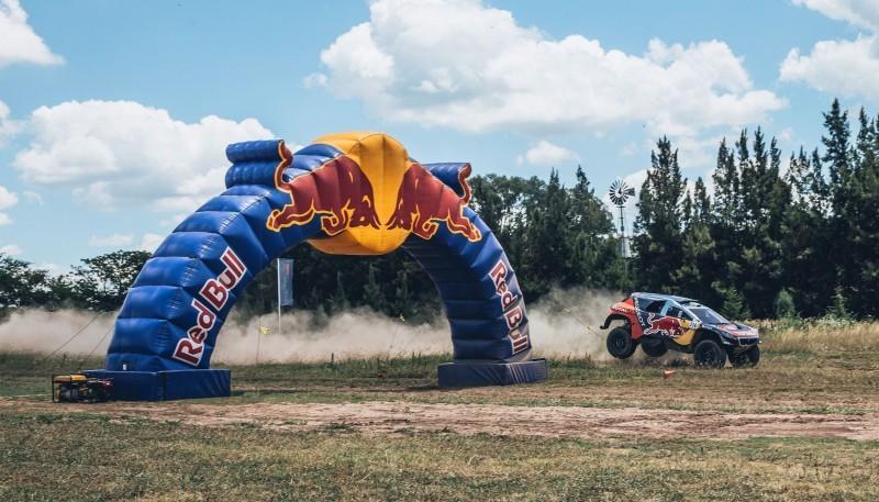 Rally Dakar 2016 Peugeot DKR16 Red Bull 4
