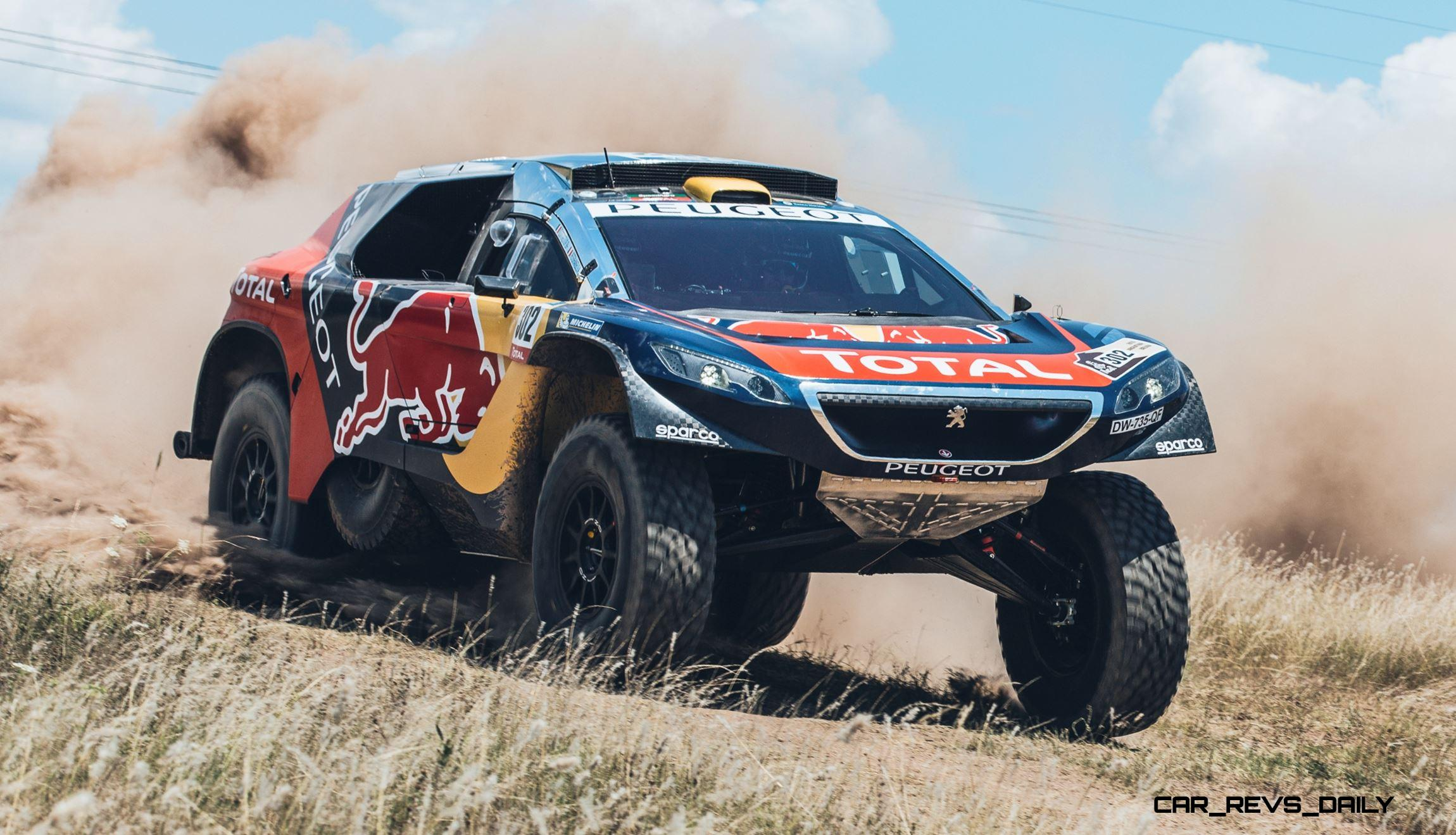 rally dakar 2016 peugeot dkr16 red bull 7. Black Bedroom Furniture Sets. Home Design Ideas