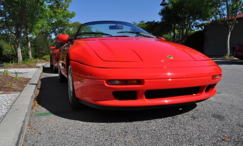 Rare Ragtops - A Pair of Lotus Elans Graced Kiawah Island, SC Cars and Coffee Today 23