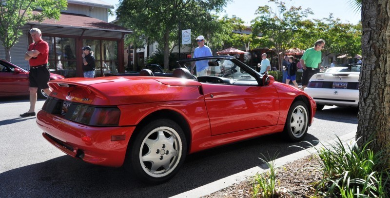 Rare Ragtops - A Pair of Lotus Elans Graced Kiawah Island, SC Cars and Coffee Today 27