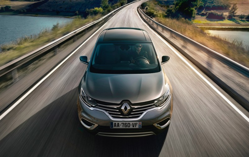 Renault Espace New for 2015 With More-Butch Styling, Will Not Come to UK 2