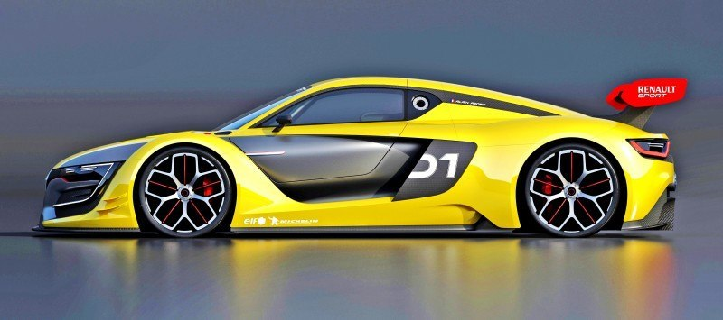 RenaultSport R.S. 01 Racecar Sets Tone for Sport Trophy One-Make Track Battles 1