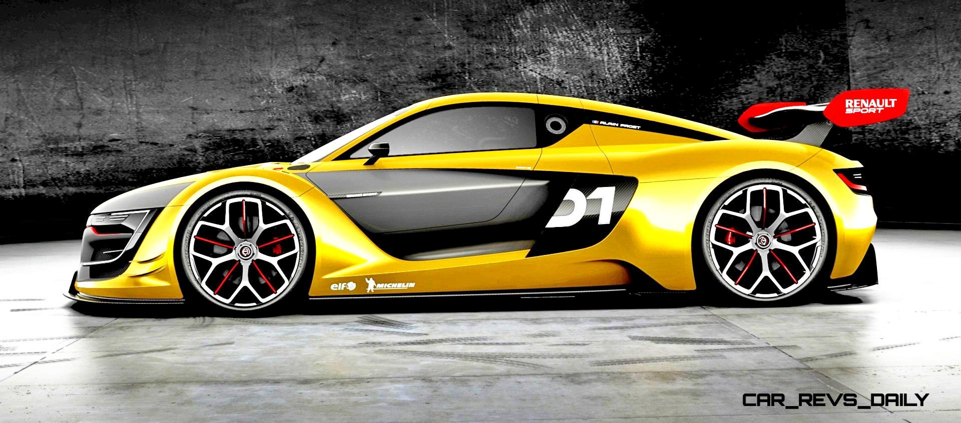 U201cRenault Sport R.S. 01 Is A Racing Car Of Extraordinary Design, Symbolizing  Renaultu0027s Passion For Motor Sports. The Spectacular Design Lines Reflect In  ...