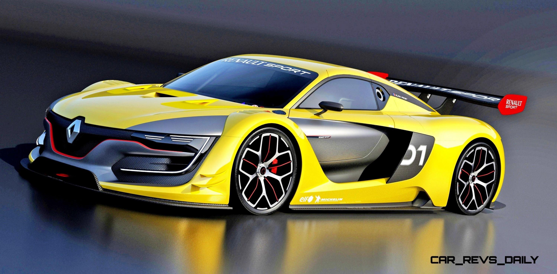 renaultsport r s 01 racecar sets tone for sport trophy one make track battles 3. Black Bedroom Furniture Sets. Home Design Ideas