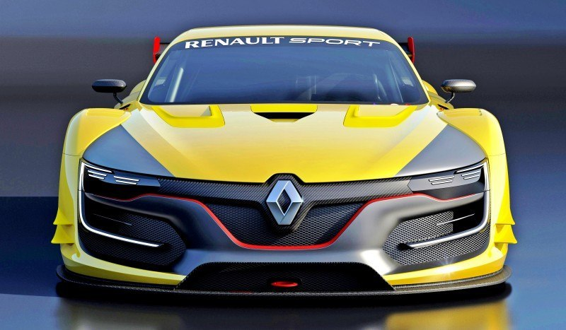 RenaultSport R.S. 01 Racecar Sets Tone for Sport Trophy One-Make Track Battles 6
