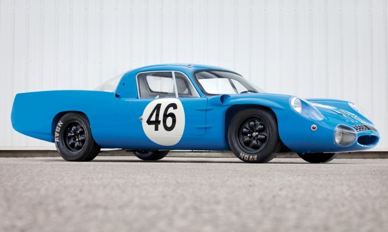 Rm Auctions 2014 Monaco Highlights - 1964 Alpine M4 Is Gorgeous and Historically Significant Racing Hero 1