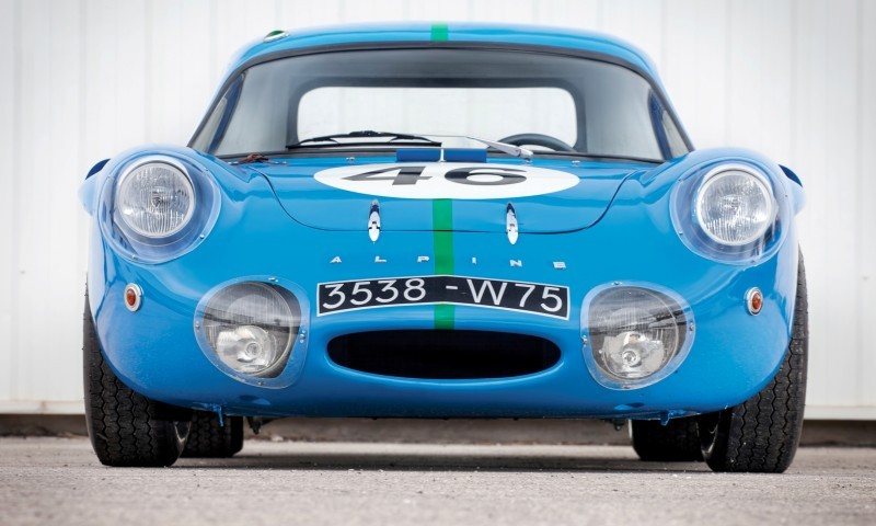 Rm Auctions 2014 Monaco Highlights - 1964 Alpine M4 Is Gorgeous and Historically Significant Racing Hero 13
