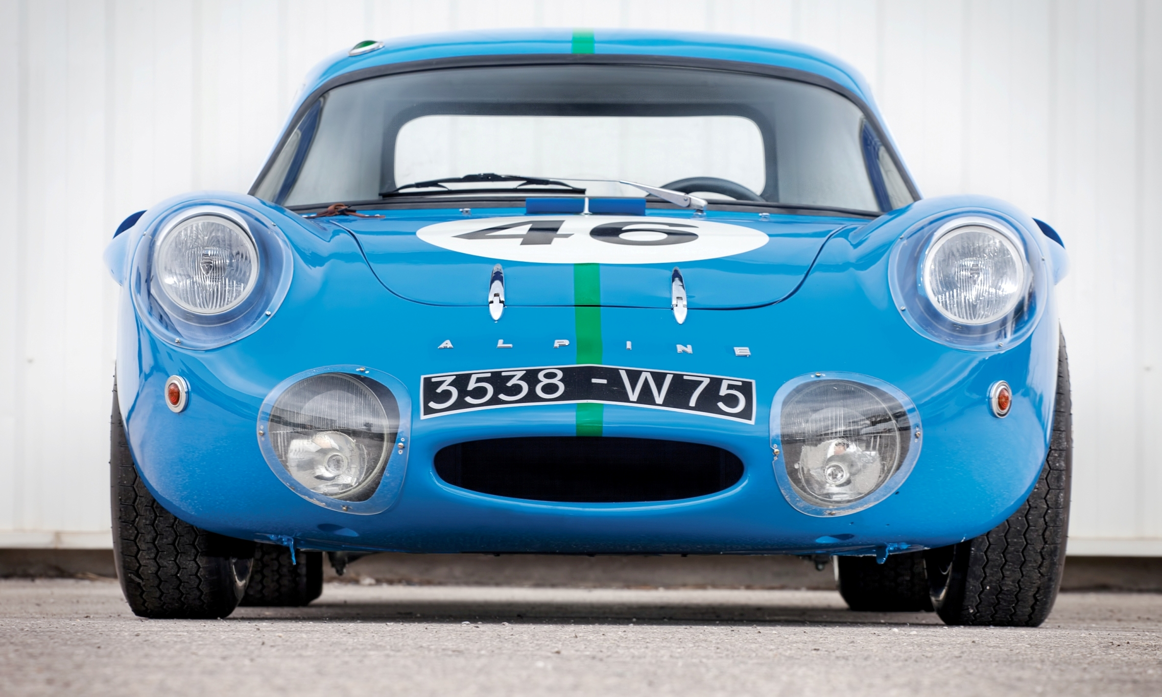 RM Auctions 2014 Monaco Highlights - 1964 Alpine M64 Is Gorgeous and ...