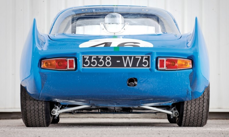 Rm Auctions 2014 Monaco Highlights - 1964 Alpine M4 Is Gorgeous and Historically Significant Racing Hero 14