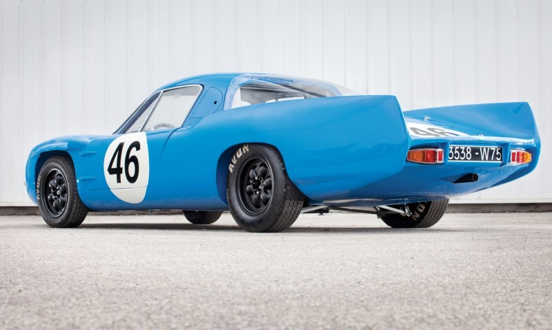 Rm Auctions 2014 Monaco Highlights - 1964 Alpine M4 Is Gorgeous and Historically Significant Racing Hero 2