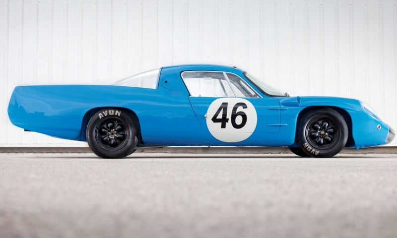 Rm Auctions 2014 Monaco Highlights - 1964 Alpine M4 Is Gorgeous and Historically Significant Racing Hero 5