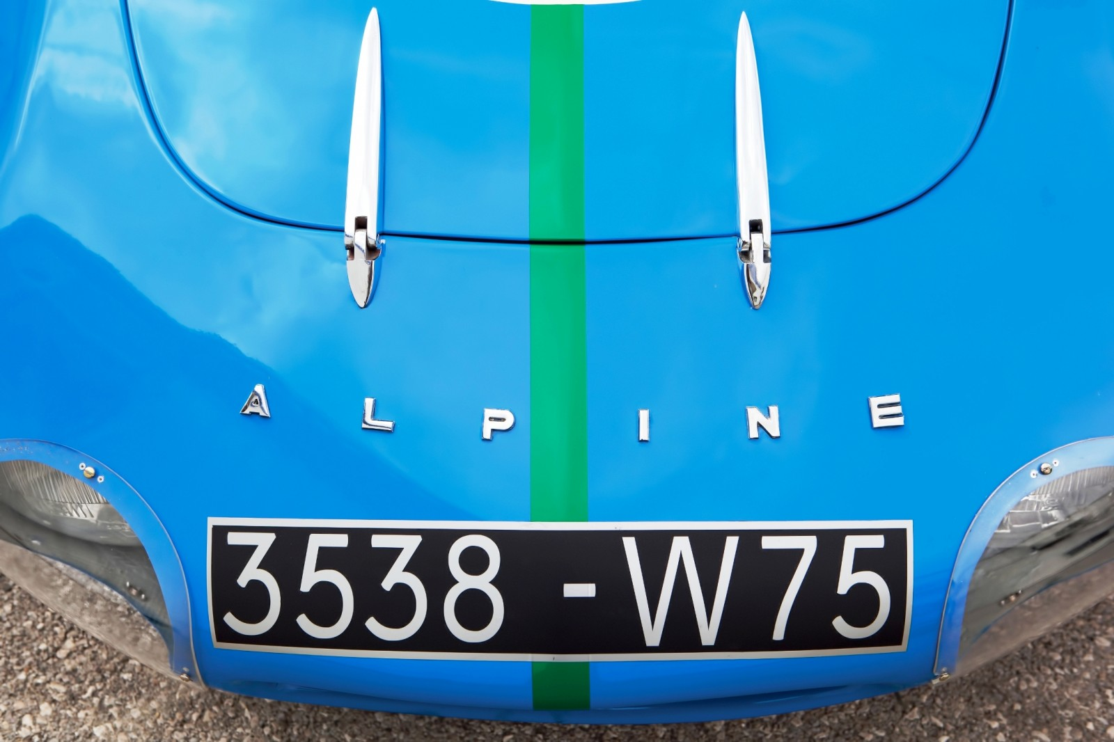 Rm Auctions 2014 Monaco Highlights - 1964 Alpine M4 Is Gorgeous and Historically Significant Racing Hero 6