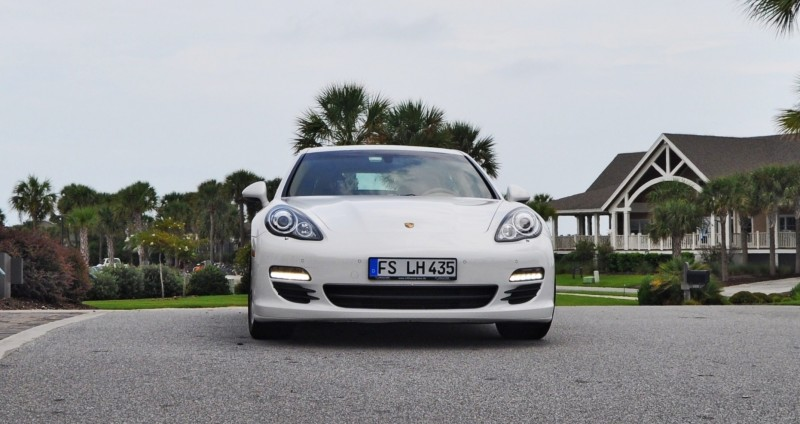Road Test Review - 2010 Porsche Panamera S Sport Chrono is Gorgeous, Potent and Precisely Adjustable 2